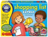 Joc educativ in limba engleza Lista de cumparaturi Haine, orchard toys