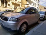 Audi A2 recent inmatriculata 1.4 MPI raport carvertical gratis, Benzina, Berlina