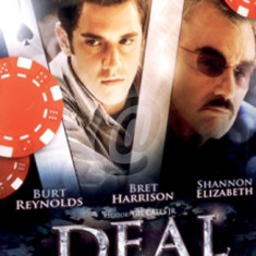 Deal - Campionatul de poker (DVD)