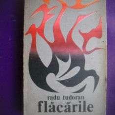 HOPCT  FLACARILE / RADU TUDORAN -1971 -523   PAGINI