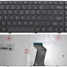Tastatura Laptop Lenovo IdeaPad G500 Neagra US