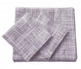 Cumpara ieftin Set de cuverturi pentru canapea si fotolii , Fust 171 Lila