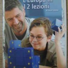L'EUROPA IN 12 LEZIONI - PASCAL FONTAINE