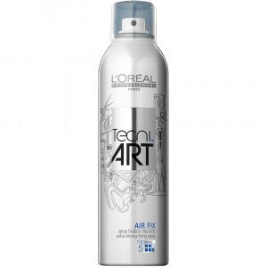 Professionnel Tecni Art Air Fix Spray Fixativ Unisex 250 ml