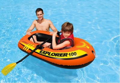 Barca gonflabila Explorer 100 foto