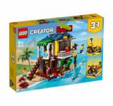Cumpara ieftin LEGO Creator 3 in 1 - Casa de pe plaja a surferilor 31118