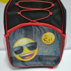 Rucsac , ghiozdan copii , Emoji , 39x27 cm