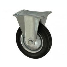 "Roata carucior 4"" - talpa metal - rulment - 100/30-50 - unidirectionala"