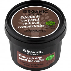 Wake up and smell the coffee Exfoliant de corp remodelator 100 ml