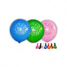 Baloane 1,5 g, La multi ani, 100 buc/set