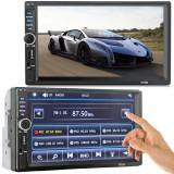 Cumpara ieftin Navigatie MirrorLink Mp5 player, Rama, Bluetooth, Divix, AVI, USB, SD Card, AUX