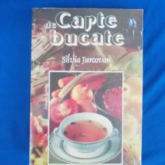 SILVIA JURCOVAN - CARTE DE BUCATE , ED. III-A REVAZUTA SI COMPLETATA , 1997