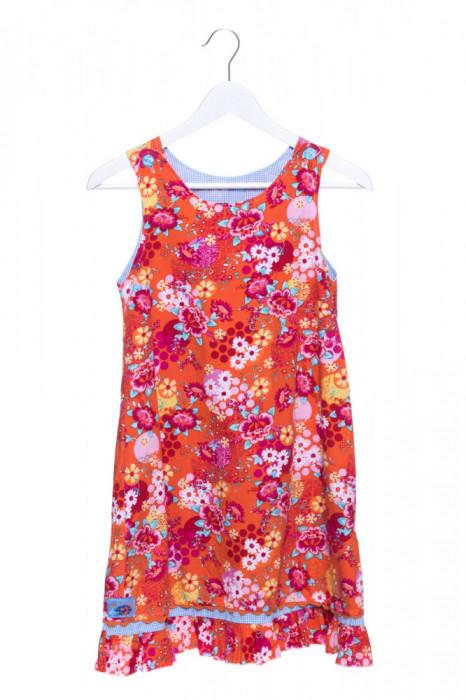 Rochie de copii cu imprimeu eVernisaj