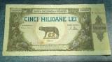 5000000 Lei 1947 Romania / Cinci milioane