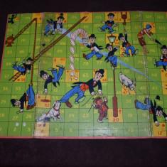 Chasing Charlie Chaplin - board game vechi si rar de colectie - 1920