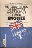 Metoda Rapida De Invatare A Gramaticii Limbii Engleze - Monica Visan
