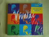 VIVALDI - The Best Of - 2 C D Originale ca NOI