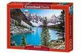 Puzzle The Jewel of the Rockies - Canada, 1000 piese, castorland