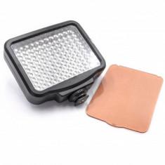 Vhbw a condus lumină video / lumină video cu 120 led-uri