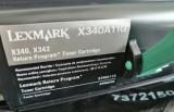 Lexmark X340H11G Cartus Toner Negru ORIGINAL