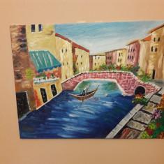 Tablou - pictura in ulei pe panza