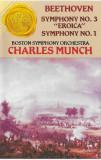 "Caseta Beethoven - Boston Symphony, Munch – Symphony No. 3 ""Eroica"""