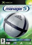Joc XBOX Clasic Championship Manager 5