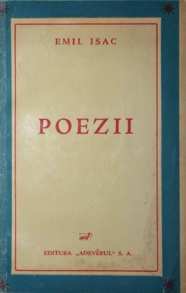POEZII - EMIL ISAC