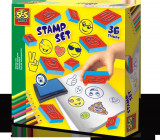 Set Stampile Emoticons (11 Buc) - Ses (S14961)