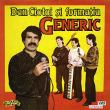 Dan Ciotoi si Formatia Generic - Nu Pot Trai Fara Tine (Vinyl), VINIL