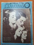 revista cinema 1-14 decembrie 1944- errol flynn