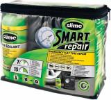Kit compresor pana cu solutie reparatie slime 473ml