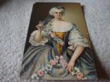 Carte postala - Pictura - Henrietta Bourbon of France  - necirculata