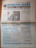 Ziarul romania mare 20 august 1993