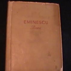 EMINESCU-POEZII-CU DEDICATIE CATRE ACTORUL GEORGE BUNEA/1930-265 PG-