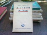 Itic Strul dezertor - Liviu Rebreanu