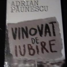 VINOVAT DE IUBIRE-ADRIAN PAUNESCU-LA TIPLA-