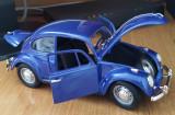 Macheta Volkswagen vw Beetle Buburuza 1967 Scara 1:18 Welly Diecast Noua