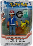 Set Figurine Pokemon Action Figure Ash & Pikachu