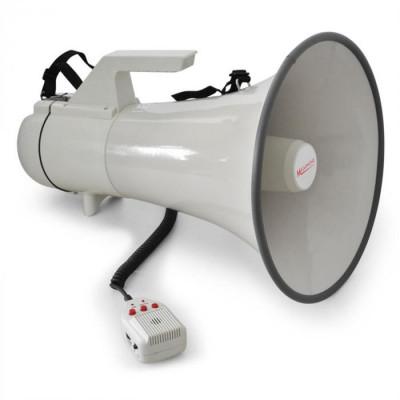 Auna Megafon 45W 1.5 km funcție de înregistrare foto