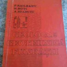Geologie Geotehnica Fundatii - Colectiv ,536859