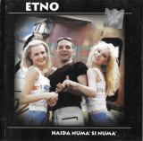 CD Etno – Haida Numa' Si Numa' , original