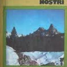 Rarau Giumalau de C. Oancea + harta. Colectia Muntii Nostri