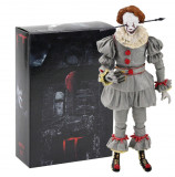 Figurina IT Pennywise 18 cm Stephen King Clown Well House