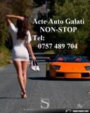 acte auto non stop galati braila