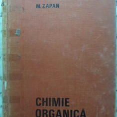 CHIMIE ORGANICA - E. BERAL, M. ZAPAN