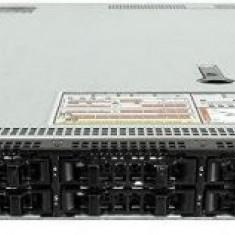 Server DELL PowerEdge R620, Rackabil 1U, 2 Procesoare Intel Six Core Xeon E5-2620 2.0 GHz, 32 GB DDR3 ECC Reg, 10 Bay-uri de 2.5inch, Raid Controller