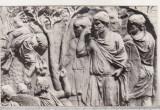bnk cp Coloana lui Traian - Vedere - uzata