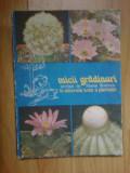 E0c Micii gradinari invitati de Marin Sorescu in minunata lume a plantelor