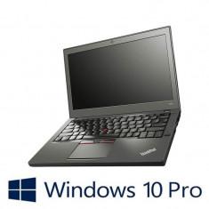 Laptopuri Refurbished Lenovo ThinkPad X250, i5-5200U, 8GB, Win 10 Pro